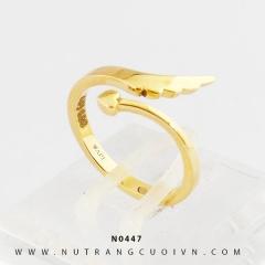 Nhẫn nữ N0447