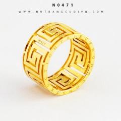 Nhẫn nam N0471