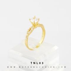 Nhẫn đính hôn TNL03