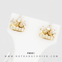 Mua Bông tai PBD01 tại Anh Phương Jewelry