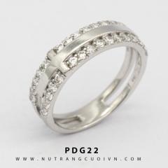 Nhẫn nữ PDG22