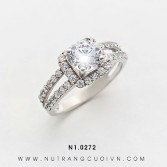 Mua Nhẫn đính hôn N1.0272 tại Anh Phương Jewelry