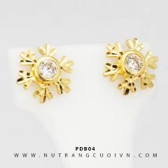 Mua Bông tai vàng PBD04 tại Anh Phương Jewelry