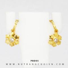 Mua Bông tai vàng PBD05  tại Anh Phương Jewelry