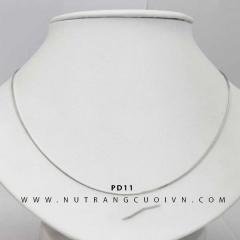 Mua Dây chuyền PD11 tại Anh Phương Jewelry
