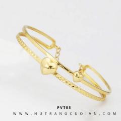 Mua Lắc tay tình yêu PVT05 tại Anh Phương Jewelry
