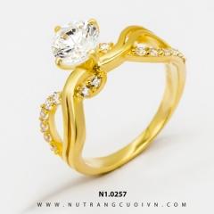 Nhẫn đính hôn N1.0257