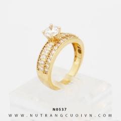 Nhẫn đính hôn N0537