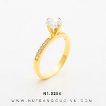 Mua Nhẫn đính hôn N1.0254 tại Anh Phương Jewelry