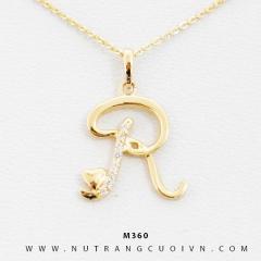 Mua Mặt dây chuyền M360 tại Anh Phương Jewelry