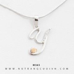 Mặt dây chuyền M365