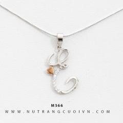 Mua Mặt dây chuyền M366 tại Anh Phương Jewelry