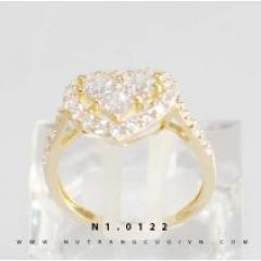 Nhẫn nữ  N1.0122