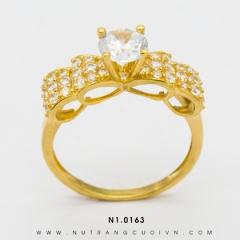 Nhẫn kiểu nữ N1.0163