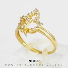 Mua Nhẫn kiểu nữ N1.0167 tại Anh Phương Jewelry