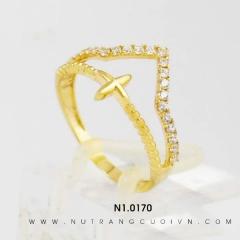 Nhẫn kiểu nữ N1.0170