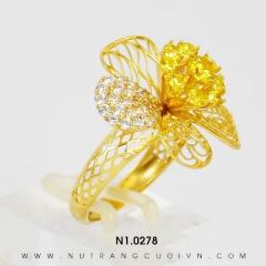 Nhẫn kiểu nữ N1.0278