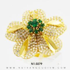 Nhẫn kiểu nữ N1.0279