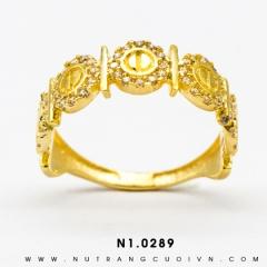 Nhẫn kiểu nữ N1.0289