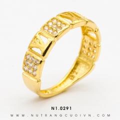 Mua Nhẫn kiểu nữ N1.0291 tại Anh Phương Jewelry