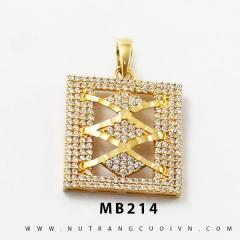 Mặt dây chuyền MB214