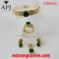 Mua Bộ trang sức cưới ĐB0020 tại Anh Phương Jewelry
