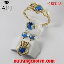 Mua Bộ trang sức cưới ĐB0026 tại Anh Phương Jewelry