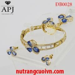 Mua Bộ trang sức cưới ĐB0028 tại Anh Phương Jewelry