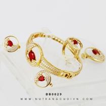 Mua Bộ trang sức cưới ĐB0029 tại Anh Phương Jewelry