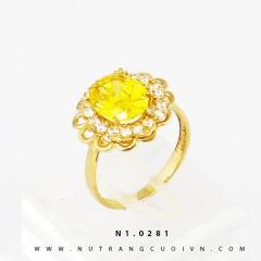 Nhẫn nữ N1.0281