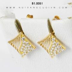 Mua Bông tai B1.0051 tại Anh Phương Jewelry