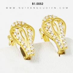 Mua Bông tai B1.0052 tại Anh Phương Jewelry