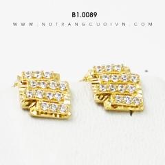 Mua Bông tai B1.0089 tại Anh Phương Jewelry