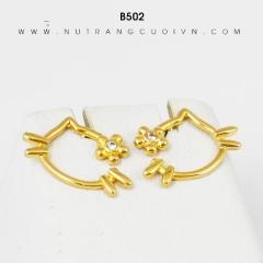 Mua Bông tai B502 tại Anh Phương Jewelry
