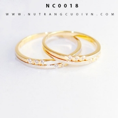 Mua Nhẫn cưới NC0018 tại Anh Phương Jewelry