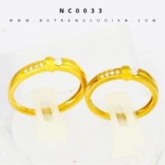 Nhẫn cưới NC0033