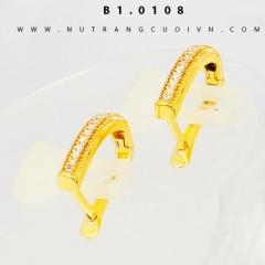 Mua Bông tai B1.0108 tại Anh Phương Jewelry
