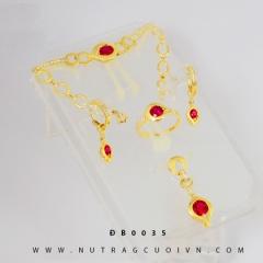 Mua Bộ trang sức ĐB0035 tại Anh Phương Jewelry