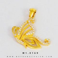 Mua Mặt dây chuyền M1.0169 tại Anh Phương Jewelry