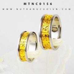 Nhẫn cưới MTNC0156