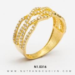 Nhẫn nữ N1.0316