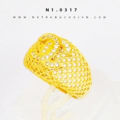Mua Nhẫn nữ N1.0317 tại Anh Phương Jewelry