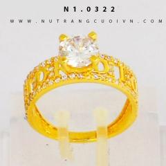Mua Nhẫn nữ N1.0322 tại Anh Phương Jewelry