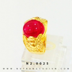Nhẫn nam N2.0025