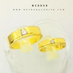 Nhẫn cưới NC0054