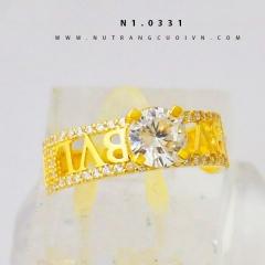 Mua Nhẫn nữ N1.0331 tại Anh Phương Jewelry