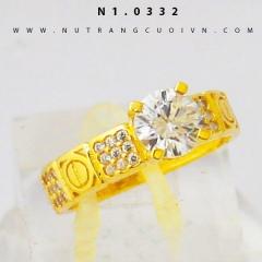 Nhẫn nữ N1.0332