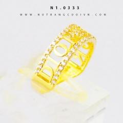 Mua Nhẫn nữ N1.0333 tại Anh Phương Jewelry