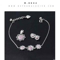 Mua Bộ Trang Sức Trẻ Em B0042 tại Anh Phương Jewelry