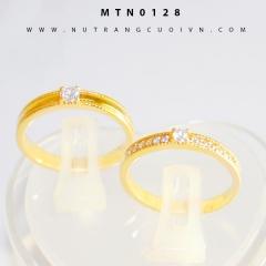 Mua NHẪN CƯỚI MTN0128 tại Anh Phương Jewelry
